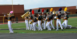 The McNick Marching Band consists of only eleven members, plus seven members of percussion. They play in competitions, as well as at sporting events and pep rallies. To join the band or color guard, interested students should contact Band Director Keith Nance, whose office is in the band room located in senior hall.