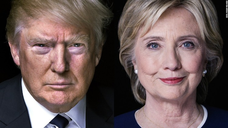 trump-and-clinton