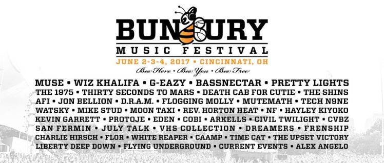 bunbury-lineup