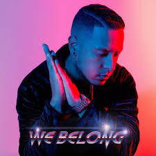 WE BELONG ALBUM ART