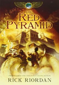 the red pyrimids