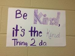 kindness poster 1