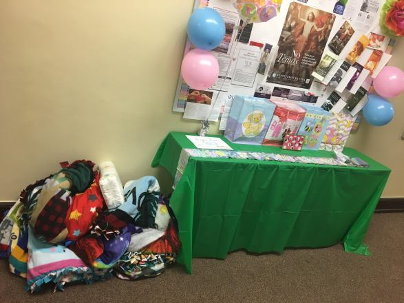 baby diaper and clothing drive