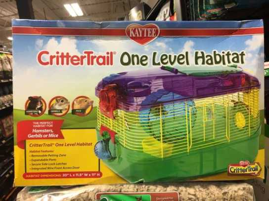one level habitat