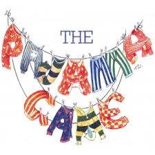 The Pajama Game Logo